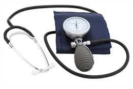 Medisafe Blutdruckmessgerät Kombo, mit Stethoskop