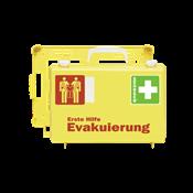 Rettungssitz Kombi im Erste Hilfe Koffer, Evakuierung