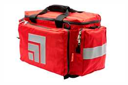 Pflegetasche FLEX, Farbe ROT