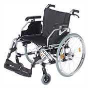 MAIKA LEICHTGEWICHT-Rollstuhl ohne Trommelbremse