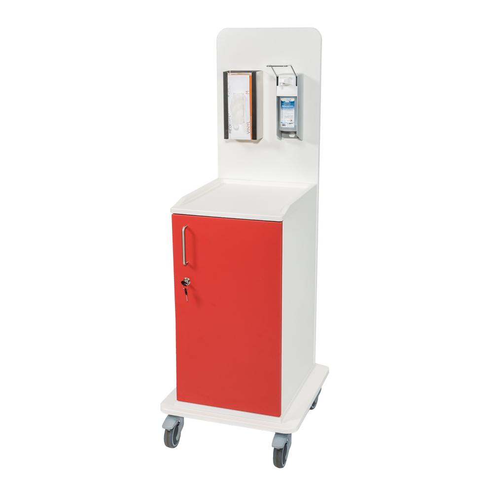 careline pflegeshop medicart mrsa pflegewagen komplett online kaufen. Black Bedroom Furniture Sets. Home Design Ideas